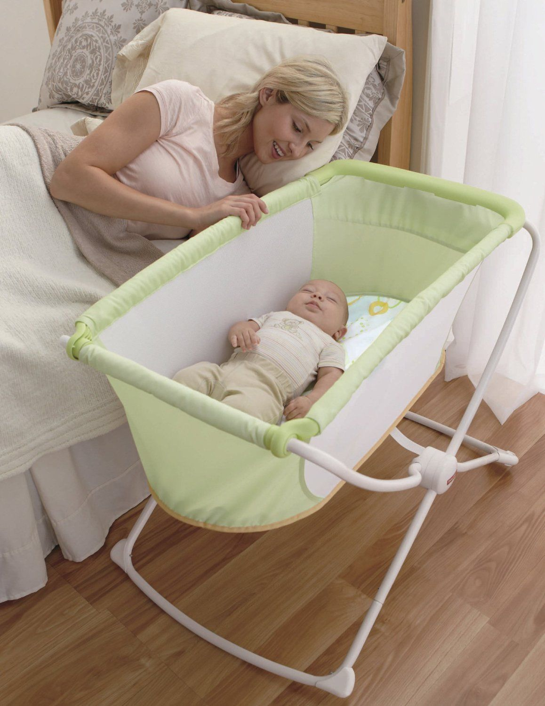 New Baby Portable Bassinet Bed Cradle Play Room Folding Travel Fisher Nursery Portable Baby Cribs Baby Bassinet Newborn Crib