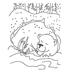 top 25 free printable winter coloring pages online in 2020  coloring pages winter colors