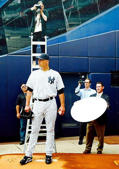 254d481b ANDY PETTITTE | ANDY PETTITTE #46 | New york yankees stadium, Andy ...