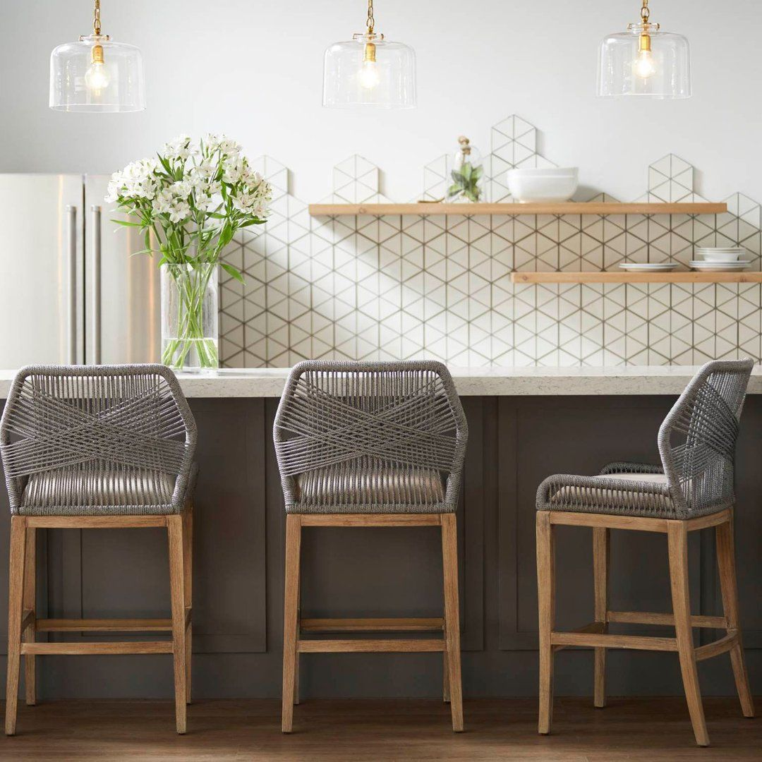 Loom Barstool Stools For Kitchen Island Bar Stools Kitchen Island Counter Stools