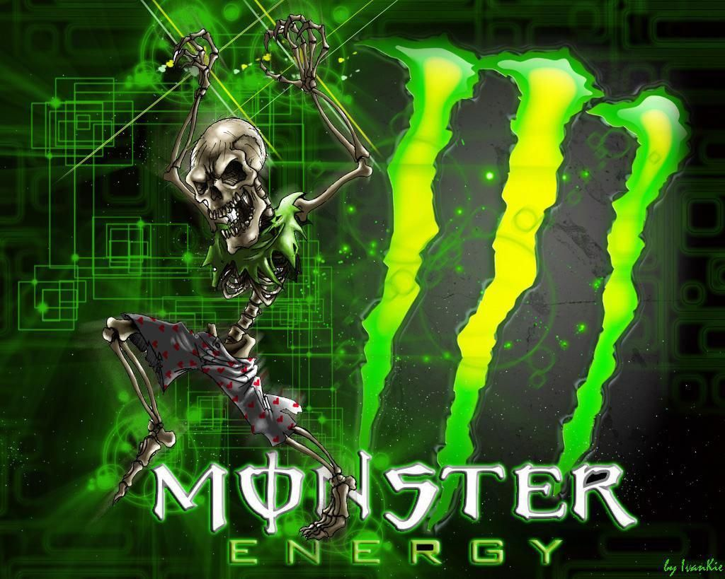Monster Energy Editado Famosa Bebida Energetica Wallpaper ...