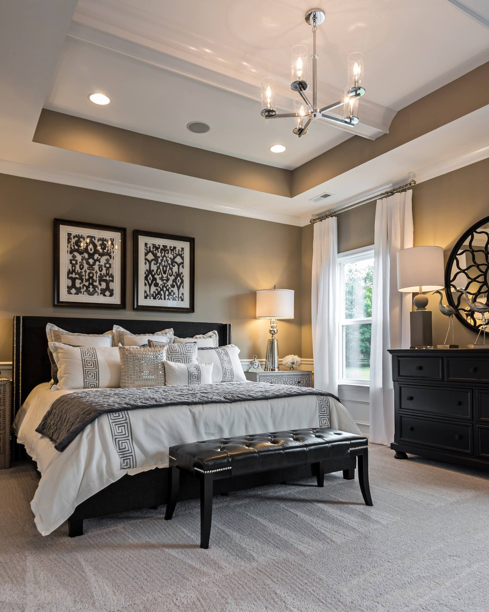 Your dreamy ownerus suite awaits  Beautiful Bedrooms  Pinterest