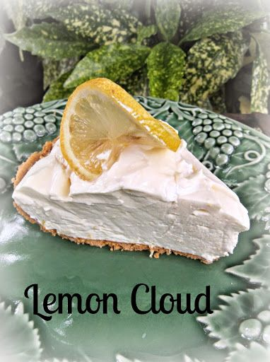 Lemon Cloud Pie Recipe on Yummly. @yummly #recipe