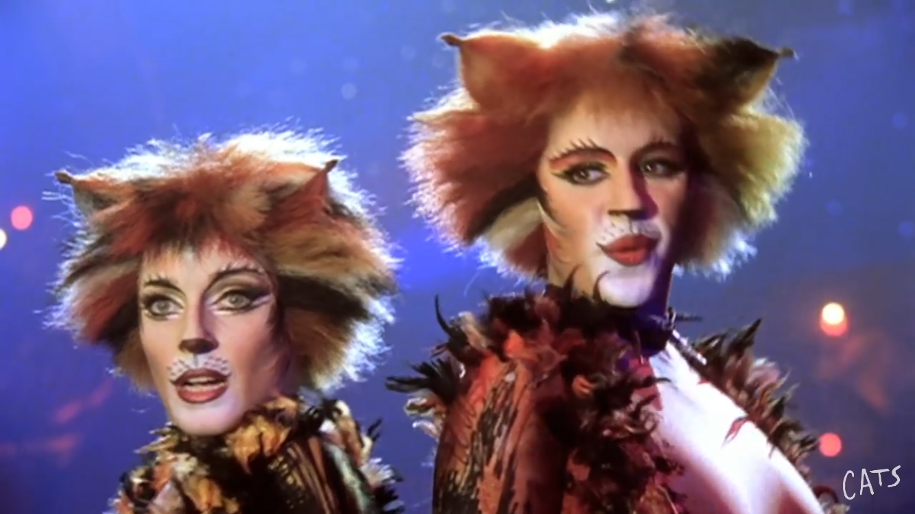 Demeter Bombalurina Cats Cats The Musical Costume Jellicle Cats Cats Musical
