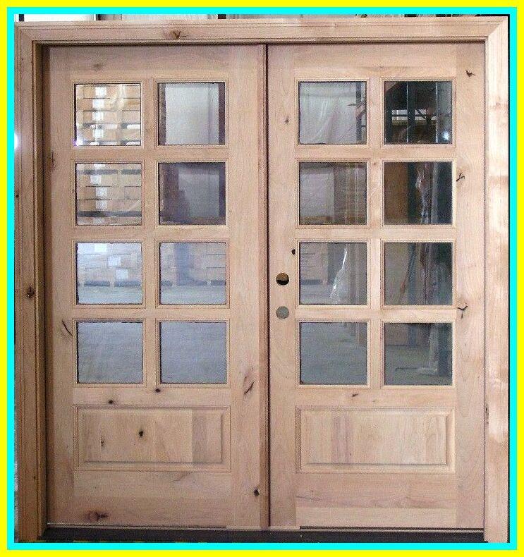 59 reference of Glass Door Double prehung interior door in