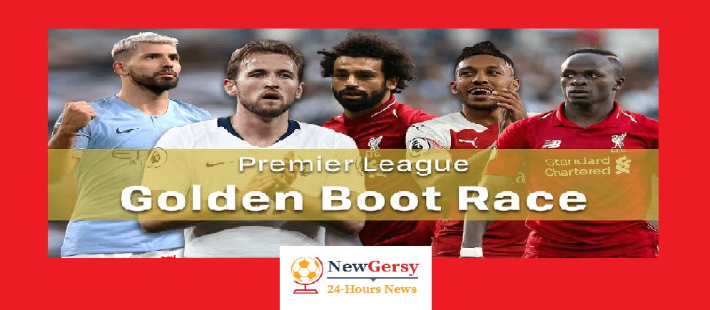 Premier League Top Scorers Golden Boot Goal Standings For Epl 2019 20 Season With Assists Premier League Liverpool Team League