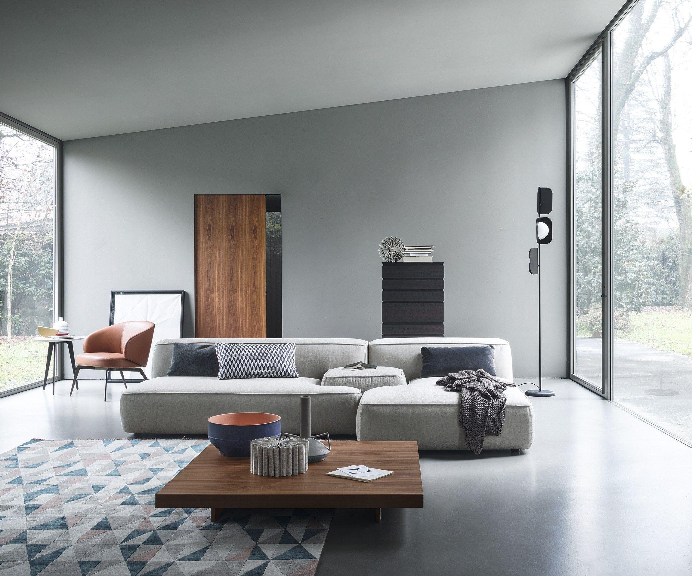 Design Lovers: Neowall Sofa Designed By Piero Lissoni For Living Divani Now  On Display At GRAYE Winter 2015 | GRAYE Showroom Installations | Pinterest  ...