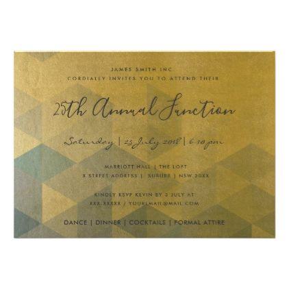 sample invitation card for corporate event
