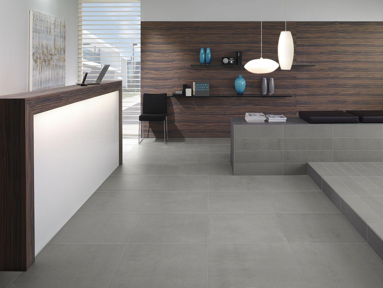 Carrelage Design Pour Sol Interieur Pure Line De Villeroy Boch