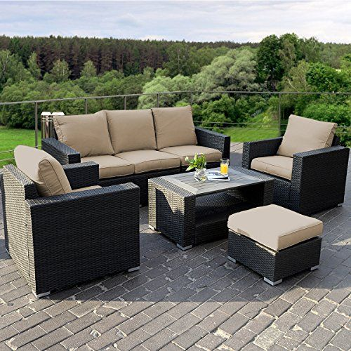 Marvelous Top 10 Best All Weather Resin Wicker Rattan Patio Furniture Download Free Architecture Designs Lukepmadebymaigaardcom