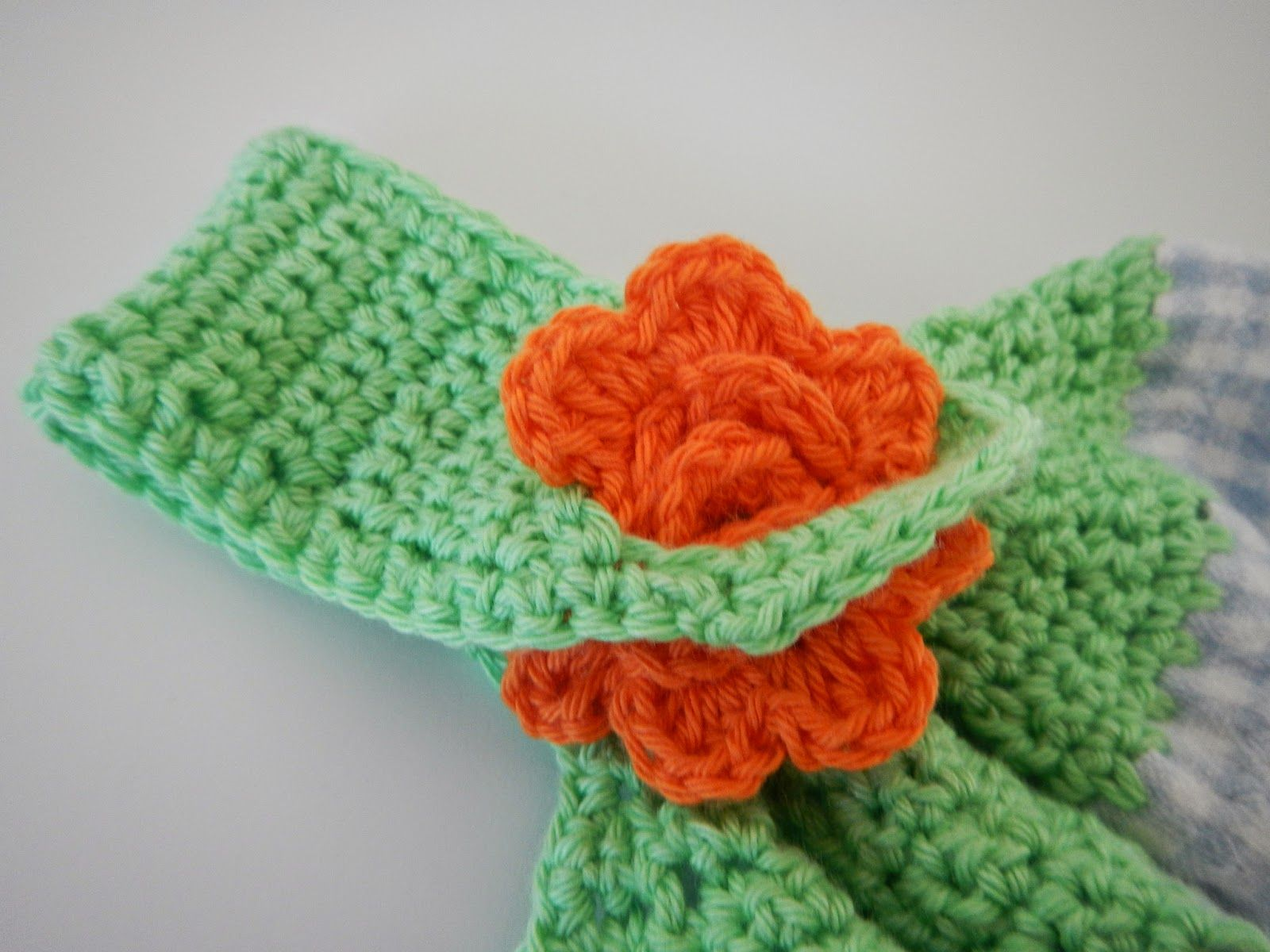 Apple Blossom Dreams: Towel Toppers III | Crochet I WILL make some ...