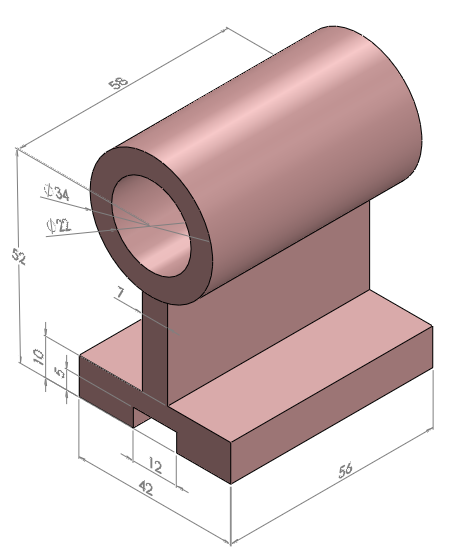how to make solidworks drawing as draft