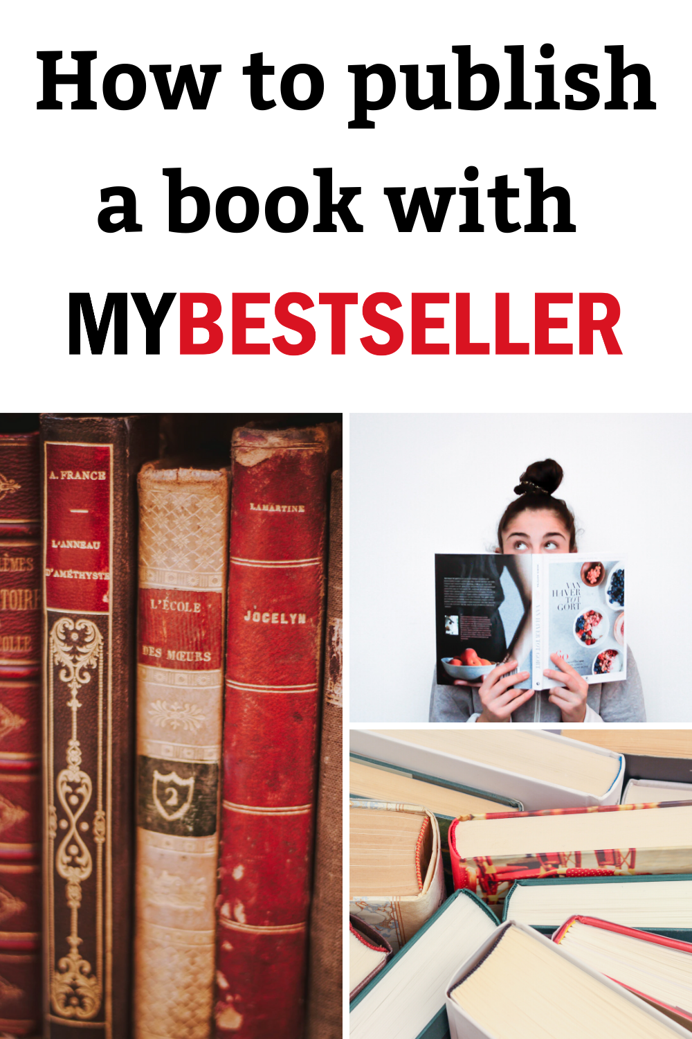 How To Publish A Book With Mybestseller In 2020 Self Publishing Book Publishing Books