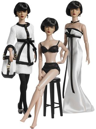 Deluxe Tyler Wentworth Signature Style Gift Set by Tonner Dolls - named her Samantha