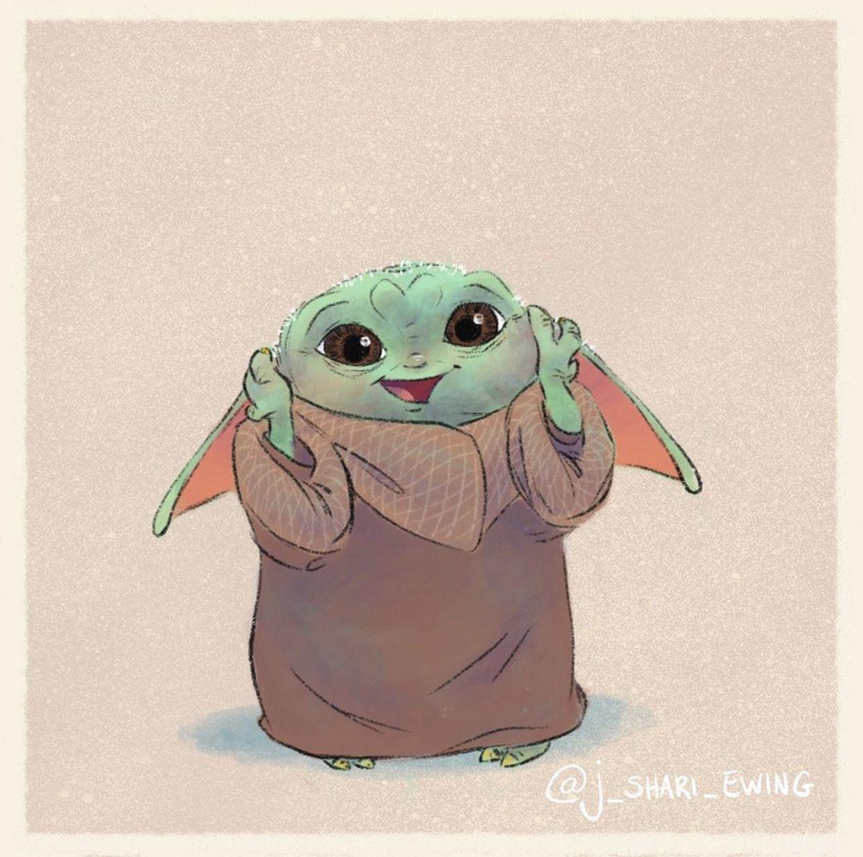 May The Force Be With Her Mamalaz Wynne Keyler Pnkflvr Literally Star Wars Art Yoda Art Star Wars Fan Art