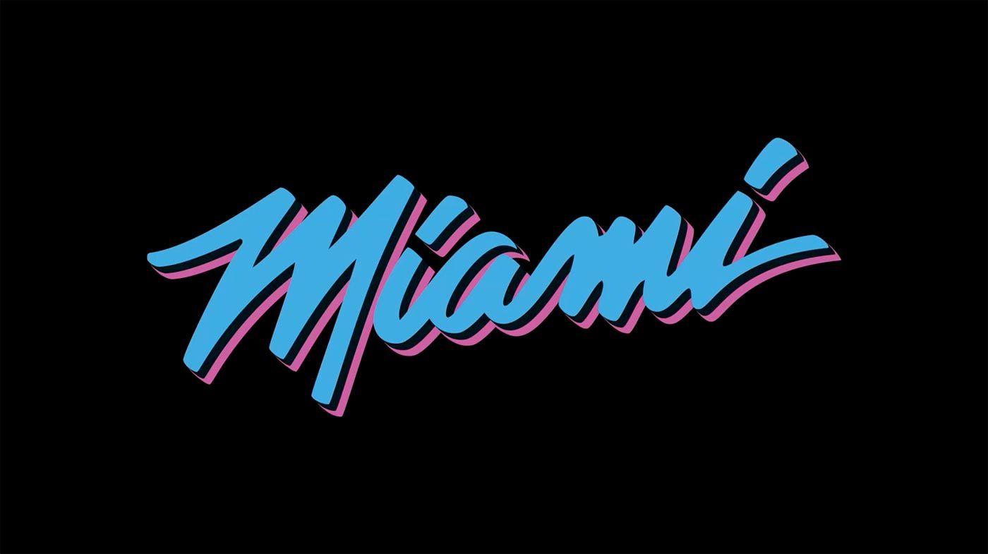 Vice Nights Player Intro Miami Heat Miami Heat Logo Miami Heat Basketball