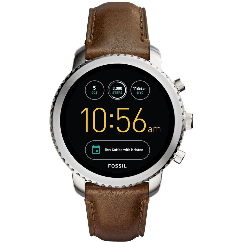 Fossil Q Explorist Gen 3 Smartwatch 46mm Stainless Steel