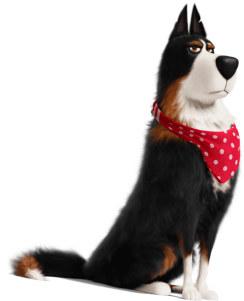 Rooster The Secret Life Of Pets 2 Heroes Wiki Fandom Powered By Wikia Secret Life Of Pets Dog Animation Cute Dog Pictures