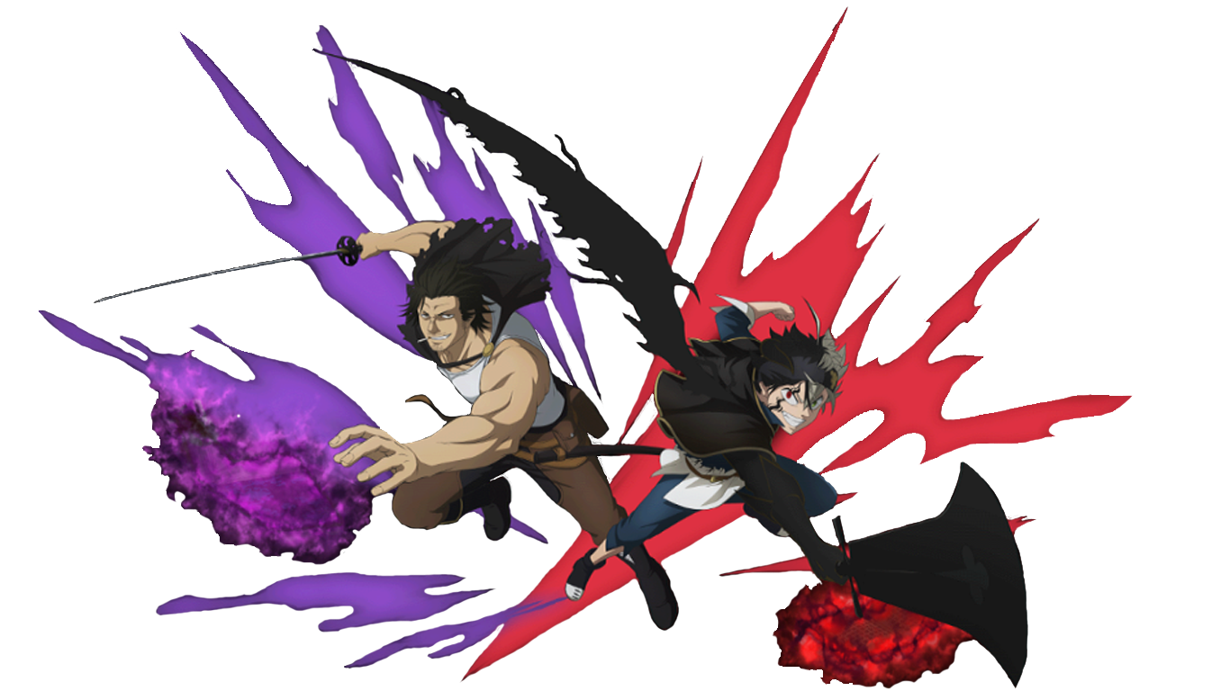 Pin On Black Clover Infinite Knights Png Images