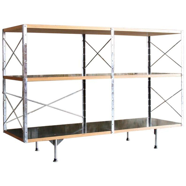 Best Original Second Generation Eames Storage Unit Esu For 400 x 300