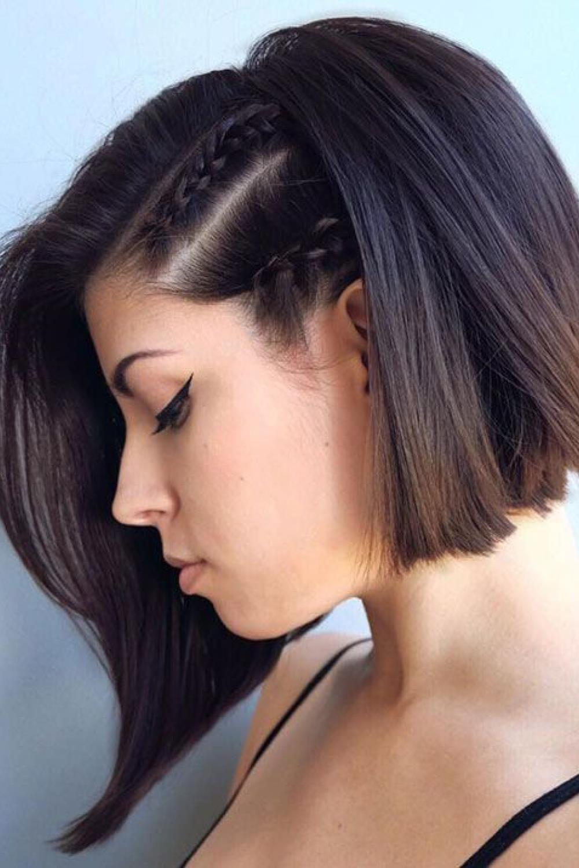 Peinados para pelo corto: los más bonitos del verano