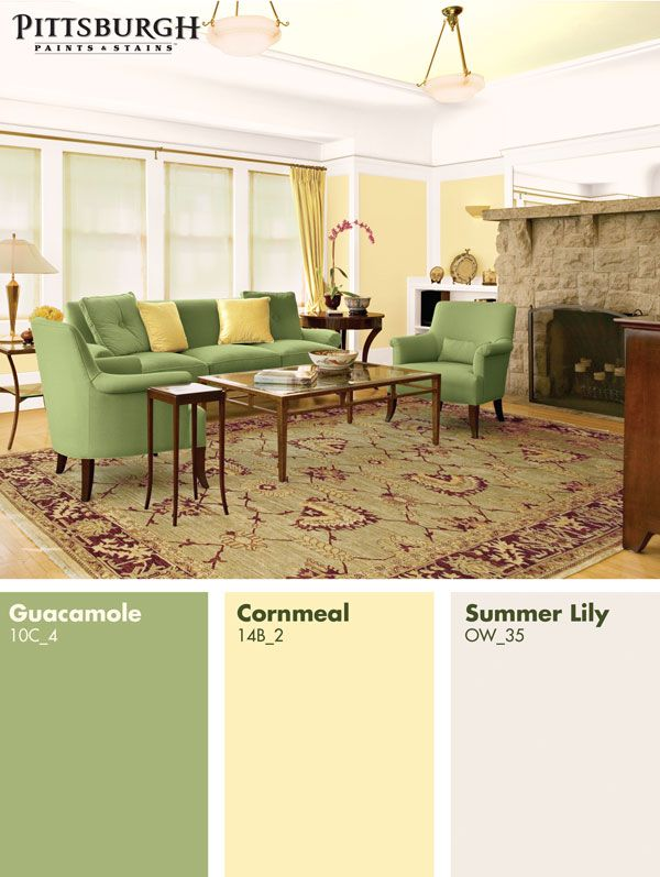 keep the walls simple and go bold with the fabric http on sample color schemes for interiors id=94697