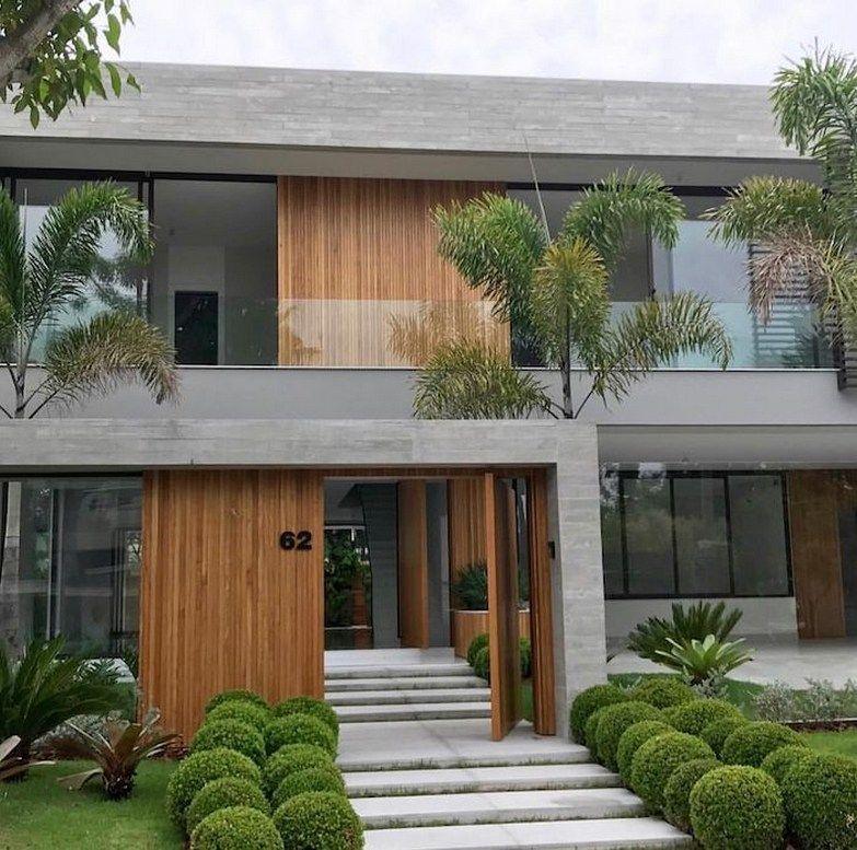 Modern Architecture House Exterior Design Trendecors