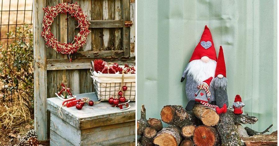 Ideas para decorar el exterior de casa en Navidad Celebraciones - decoracion navidea para exteriores de casas