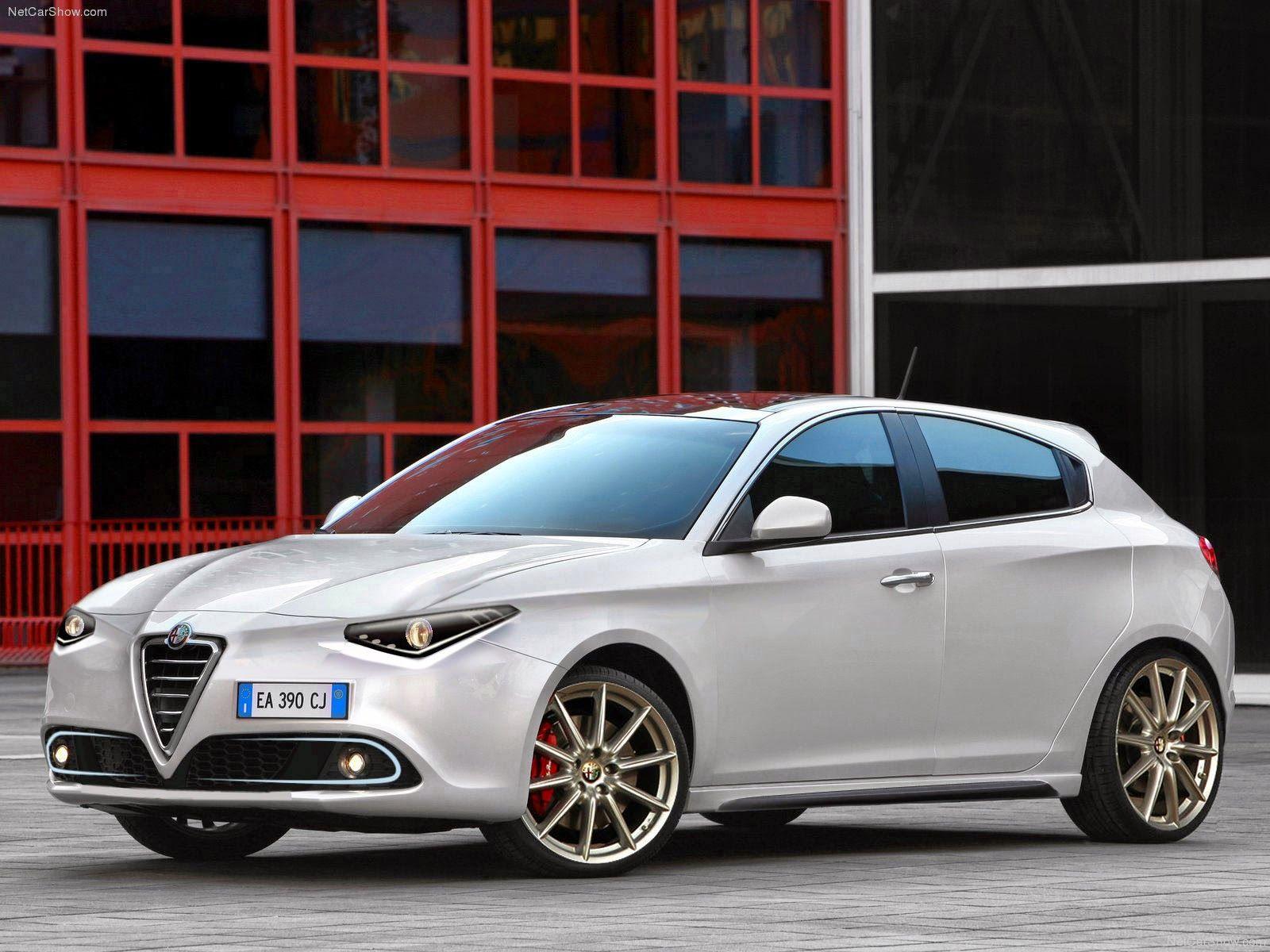Alfa Romeo Giulietta 2016 2017 ALFA ROMEO Pinterest