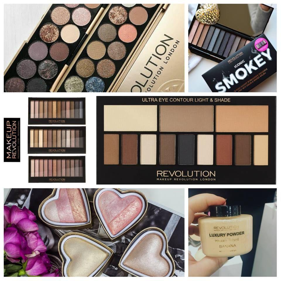 Makeup Revolution BAKU, AZERBAIJAN - Бренд бюджетной косметики из Британии.  Интернет-магазин « 1345886d86b