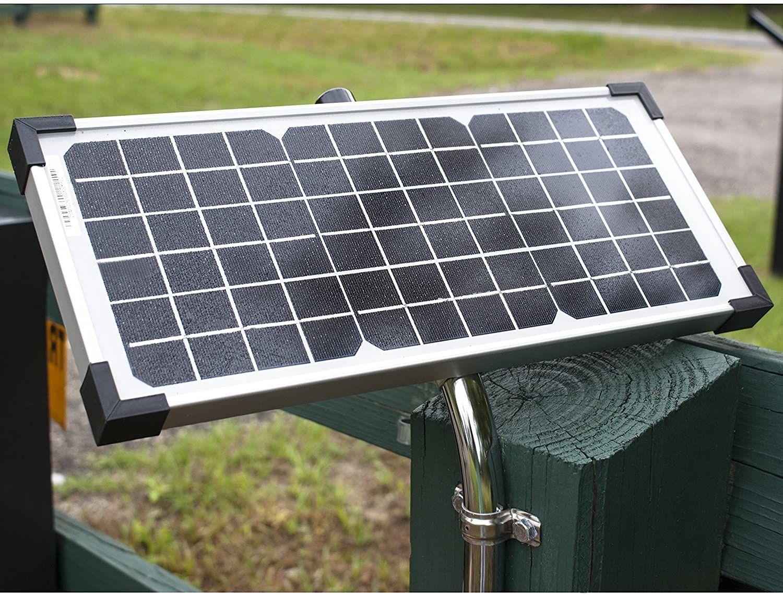 Ghost Controls Axdp Premium 10 Watt Monocrystalline Solar Panel Petagadget In 2020 Solar Panels Monocrystalline Solar Panels Solar