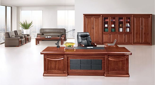 Luxury Executive Office Desk 28260 China Made