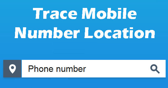 tracking mobile number current location