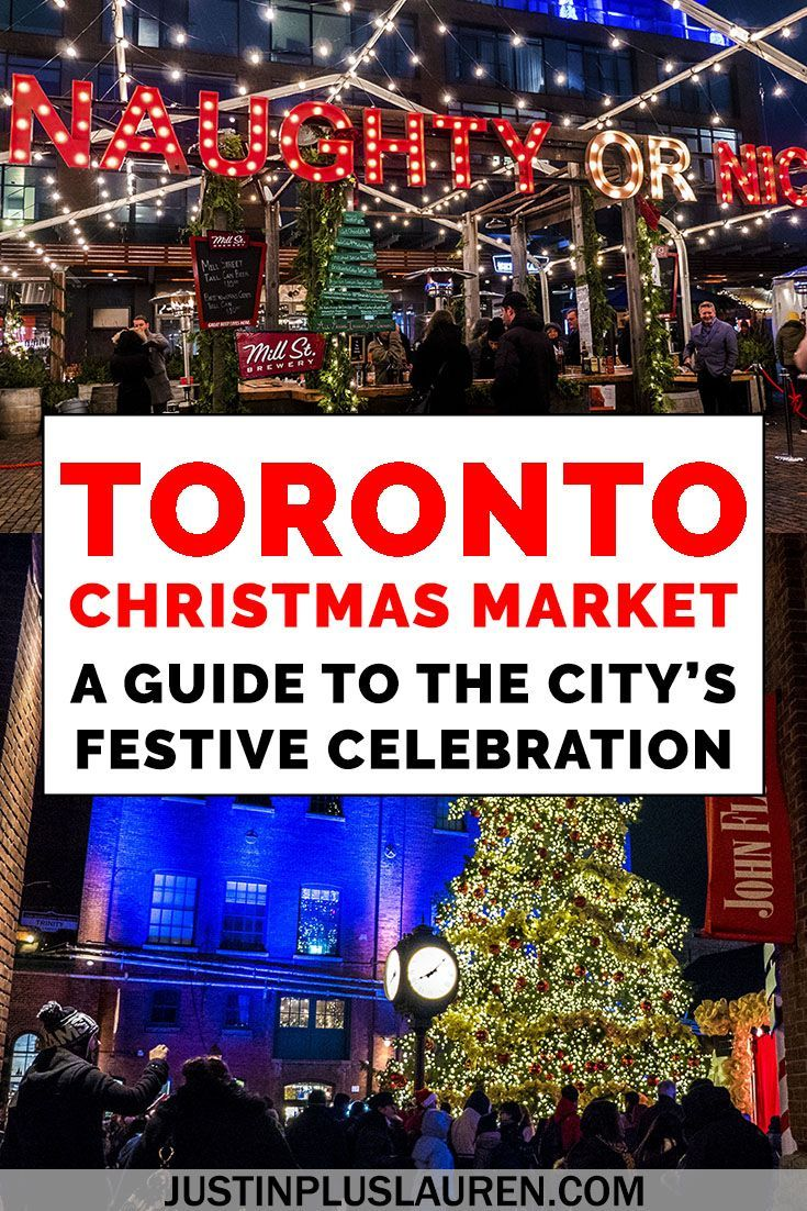 Toronto Christmas Market Tis the Season at the Distillery District Christmas Market An Annual Tor Visiting the Toronto Christmas Market Heres everything you need to know...