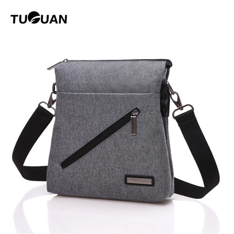 Busis Men Messenger Bags Vintage Leather Crossbody Shoulder Bag for Male Brand Casual Man Handbags Bags Vertical Black