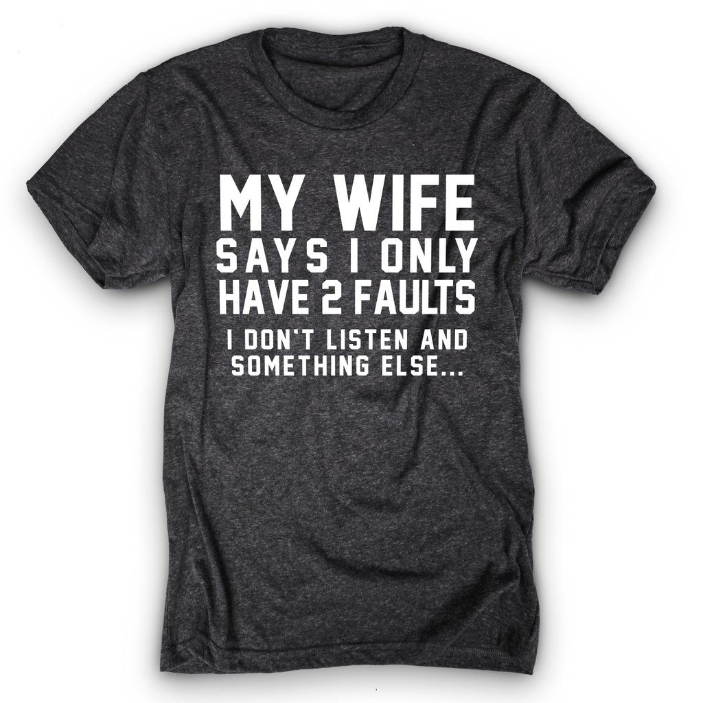 479ef06ee 2 Faults Shirt | Stuff | Funny outfits, Funny shirts, T shirts with ...