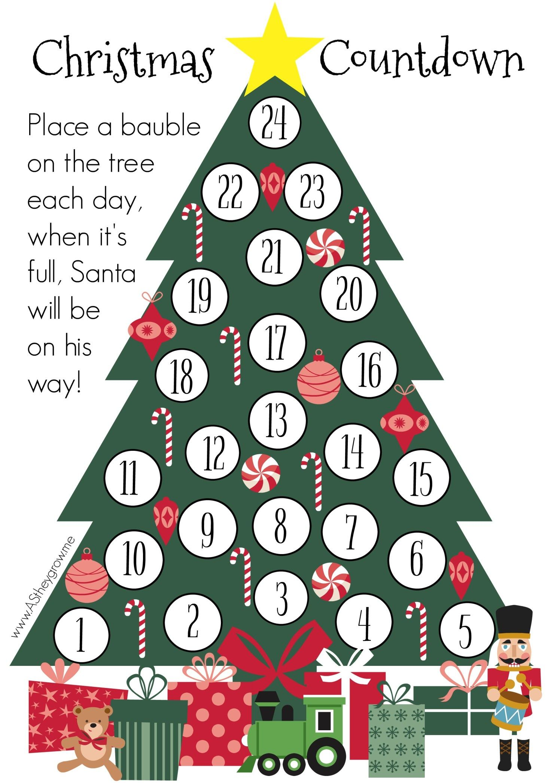 Crafty Christmas Countdown