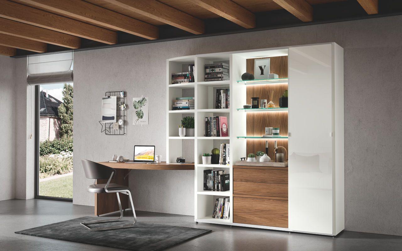 Hulsta Nemecky Designovy Nabytek In 2020 Haus Regal Design Hulsta Mega Design