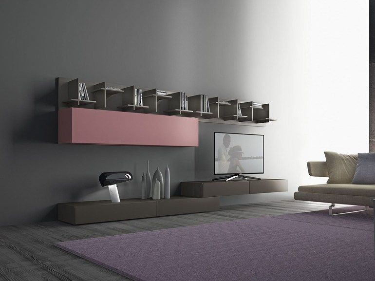 Creare mobili ~ Sectional wooden storage wall i modulart 20 320 by presotto