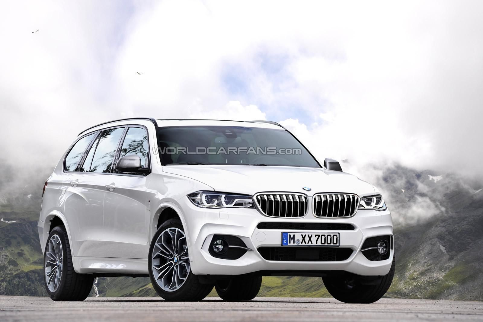 2018 BMW X7 SUV Redesign Engine Price Best Car Reviews