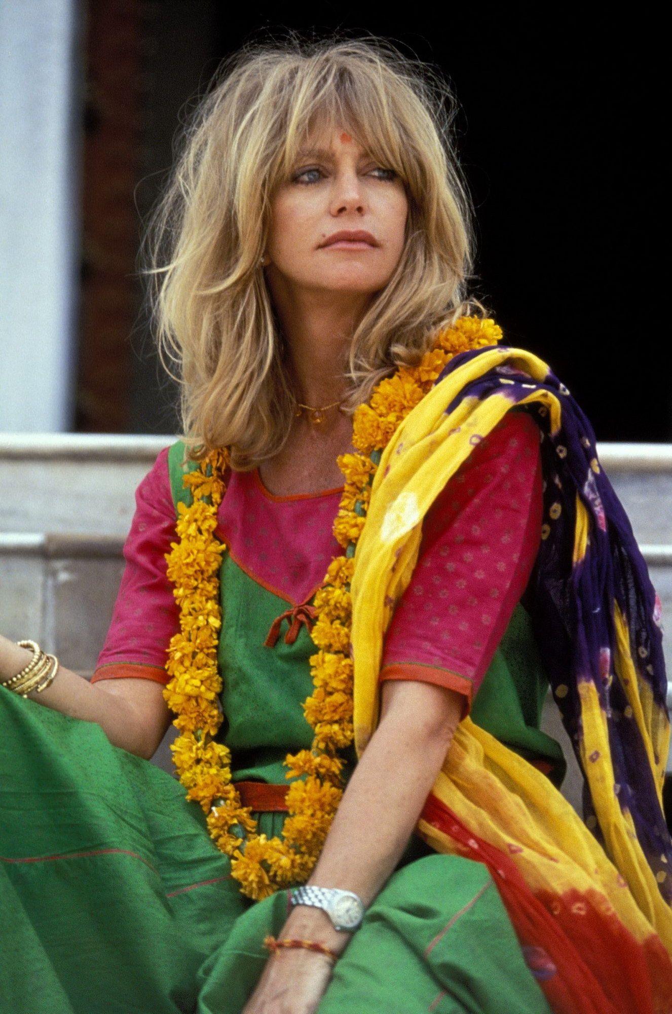 Goldie Hawn Photogallery Photos Pics Photo 203049 Fringe Haircut Goldie Hawn Hair Long Hair Styles
