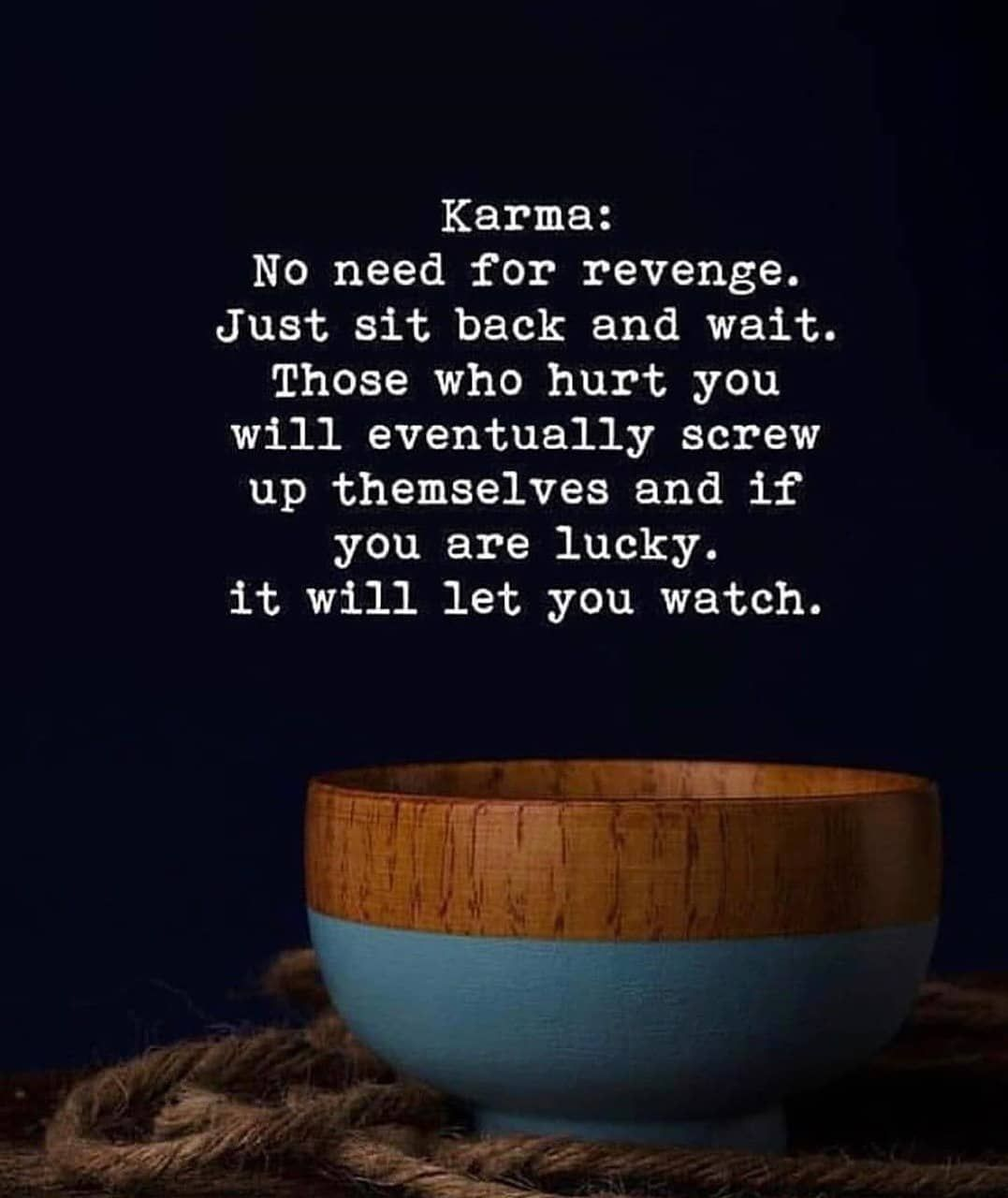 Life Quotes Phrase On Instagram Do You Believe In Karma Follow Influencer Cart For Mor Inspirational Quotes Motivation Life Quotes Inspirational Quotes
