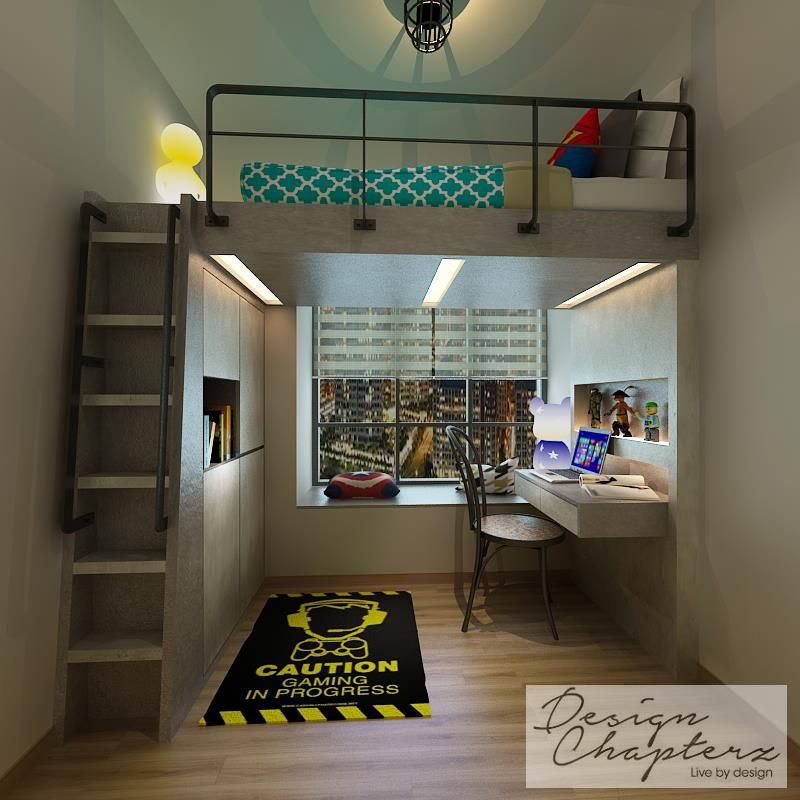 Design Ideas For Small To Medium Spaces Tiny House Interior