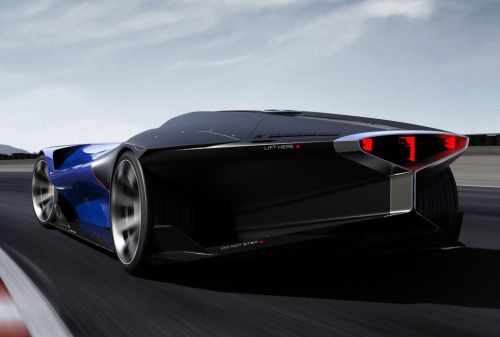 "fullthrottleauto: "" Peugeot L500 R HYbrid Concept \'2016 what do you ..."
