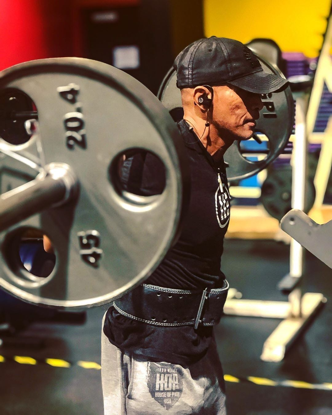 """""""Either you have a sense of urgency today or a sense of regret tomorrow."""" . . . . #bodybuildi..."""