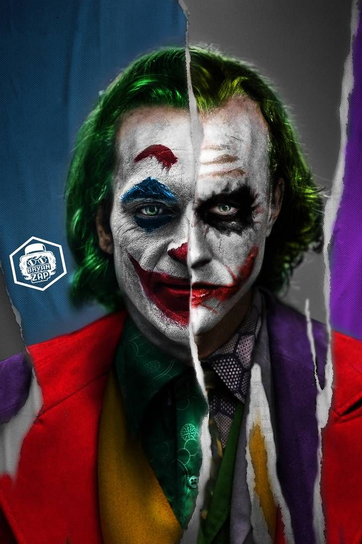 Heath Ledger Vs Joaquin Phoenix Poll: Joker, Joaquin Phoenix Vs. Heath Ledger