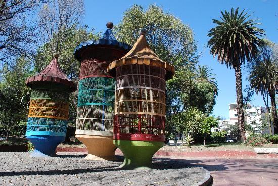 jardin del arte - Mexico City