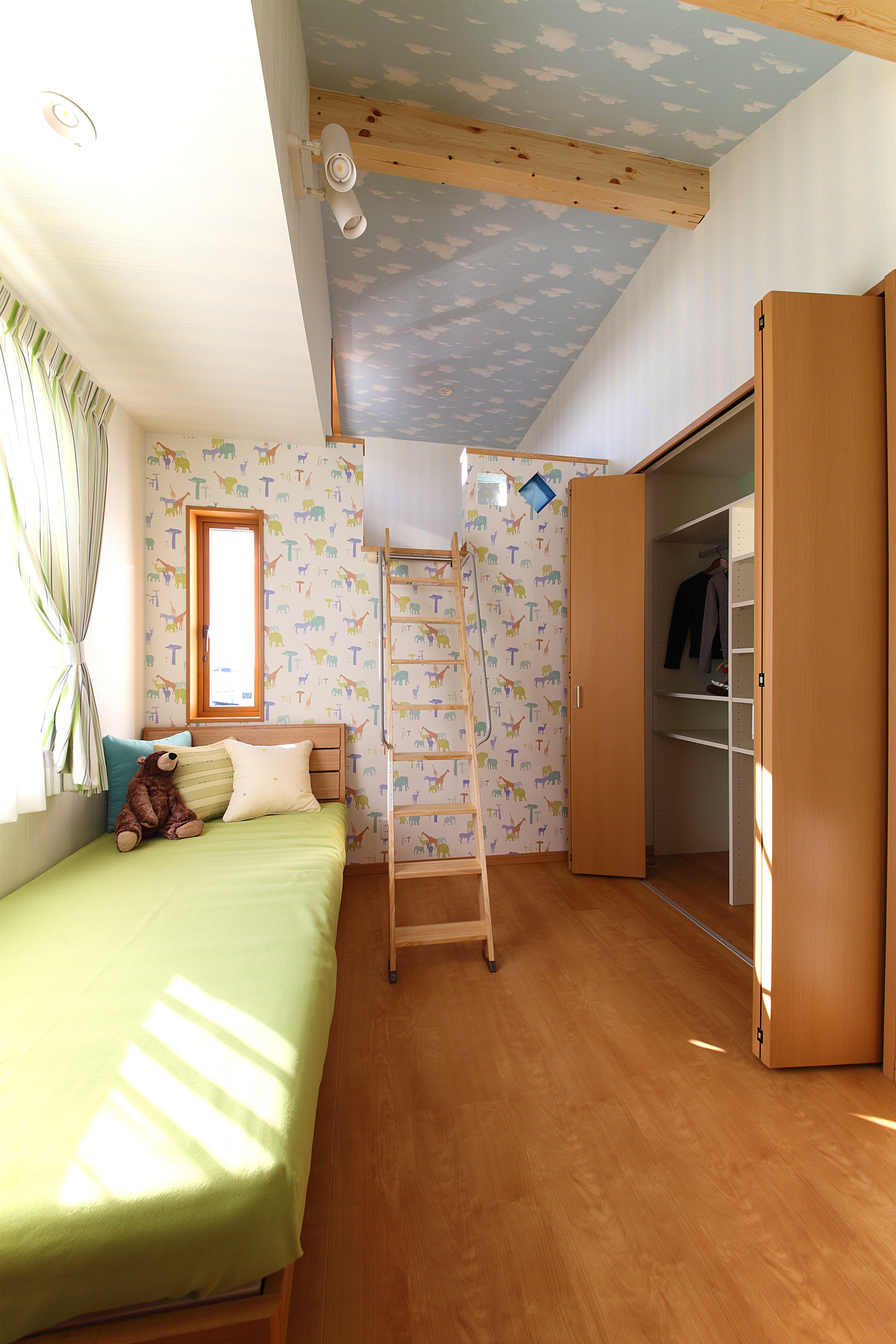 ロフト 付き の 部屋