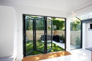 The Schuco ASS 70 FD is the epitome of quality and style when it comes to your auminium bifold doors.