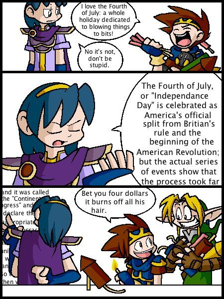 marth and roy comics - Google Search